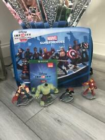Marvel infinity game
