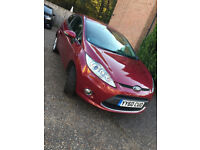 Ford Fiesta Zetec 1.4 TDCI Turbo Diesel (Not Focus, Polo, A1, Corsa)