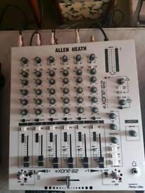 Allen & Heath xone 62 Mint condition
