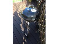 Weber kettle BBQ