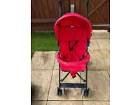 MirthMe Light Weight Baby Buggy/Stroller