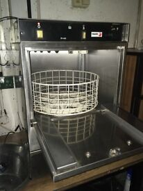Fagor stainless Stainless steel glasswasher