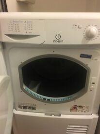 Indesit Condenser Tumble Dryer, 8kg Load