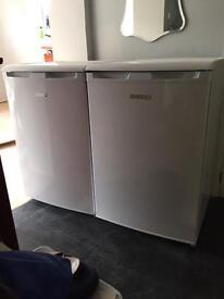 Under counter fridge & freezer