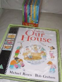 BN Childrens Book sets x2