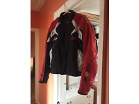 Motorcycle jacket used 3XL