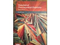 Academic pharmaceutical and chemistry books - four