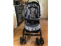 Silver Cross 3D travel system with Ventura car seat