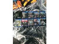 Ps4 games bundle far cry 5 GTA cod battlefield