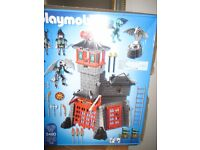 Playmobil Dragons Fort set 5480 100% complete excellent condition