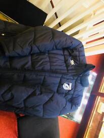 Cardiff Blues padded Jacket