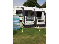Kampa awning pro air 260 imaculate condition