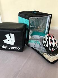 Deliveroo starter kit
