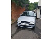Hyundai matrix 1.6 long mot not scenic picasso