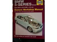 BMW 5 Series Haynes Manual