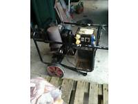 Lister petter generator and engines job lot spares or repair
