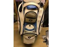 Golf trolley/cart bag