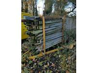 Fence post's and trailers