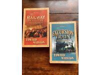Railway Detective - Edward Marston Books