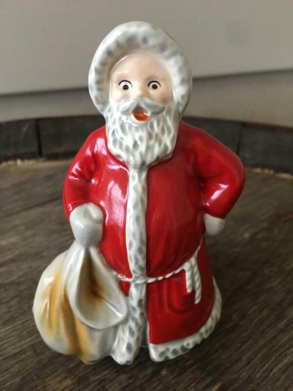 Goebel Santa Claus with Sack  1975 #4435009 Ships FREE!