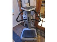 Gadget:Fit Power Vibration Plate. Little used, as new.