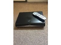 Sky +HD box with hdmi cable and power cable