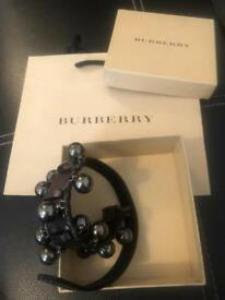 Burberry Prorsum ladies bracelet brand new with gift bag/ full packing/ brown