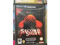 Second sight GameCube