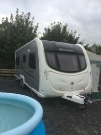 Swift conqueror 645 2013 model excellent condition in side& out 1 owner service history