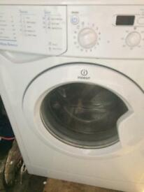 Indesit 6kg class A washer