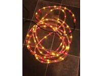 Rope light, Christmas or parties