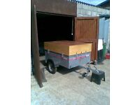 Caddy 535 trailer for Sale