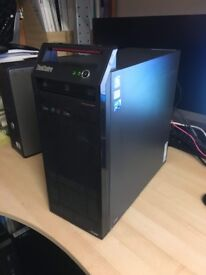 Home PC set up - Intel Core 2 Duo, 4GB RAM with monitor
