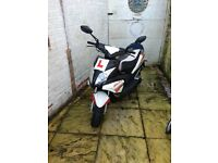 50cc 2 stroke moped for sale £595