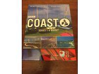 BBC Coast TV series 1-4 boxset