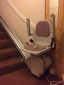 Acorn Stairlift. Big Savings on buying new!