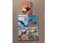 Commando comics issue 1242 1706 3441 3387 and 3469