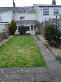 TO LET ONE BED CHARACTER COTTAGE WITH GARDEN PLYMOUTH AREA CLOSE TO SHOPPING CENTER/PUBLIC TRANSPORT