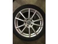 Winter wheels and tyres - VW golf gti/gtd / Audi / Seat