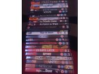 Joblot 37 Dvds