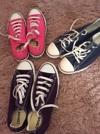 Converse trainers for sale