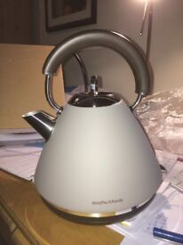 Morphy Richards Accents Special Edition 1.5L Pyramid Kettle- Pebble