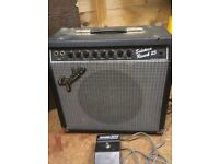 Fendersidekick reverb 25 practice amp