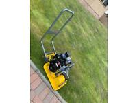 Wacker plate for hire
