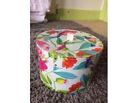 Zara Home floral round box