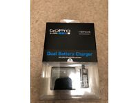 Go pro hero 4 battery dual charger