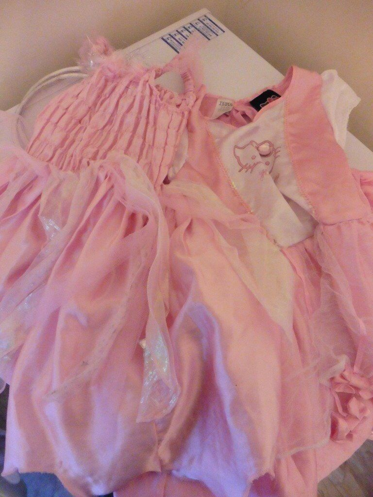 Girls Fancy dress bundle age 3-4 years £5 for all collection from Shepshed.