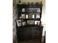 Hardwood Welsh Dresser