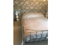 Kingsize bedframe REDUCED quick sale needed!!