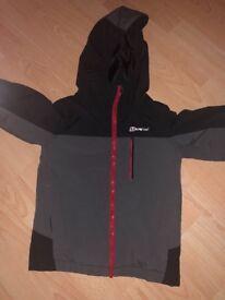 Berghaus coat age 5-6